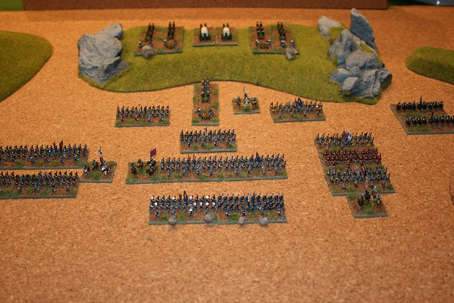 Going down on scale – My Toy Soldiers & Me
