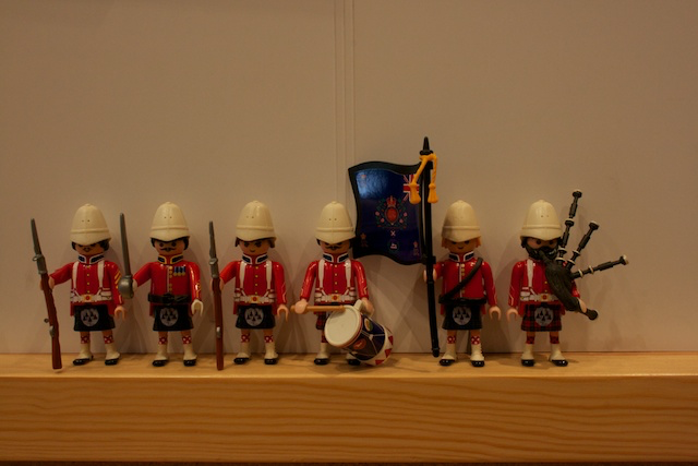 My Toy Soldiers & Me – Page 2